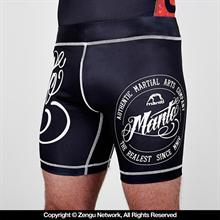 Manto Authentic Vale Tudo Compression Shorts